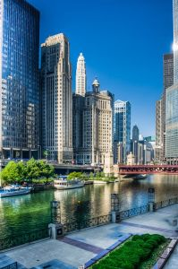 Fine Art HDR Prints from the windy city