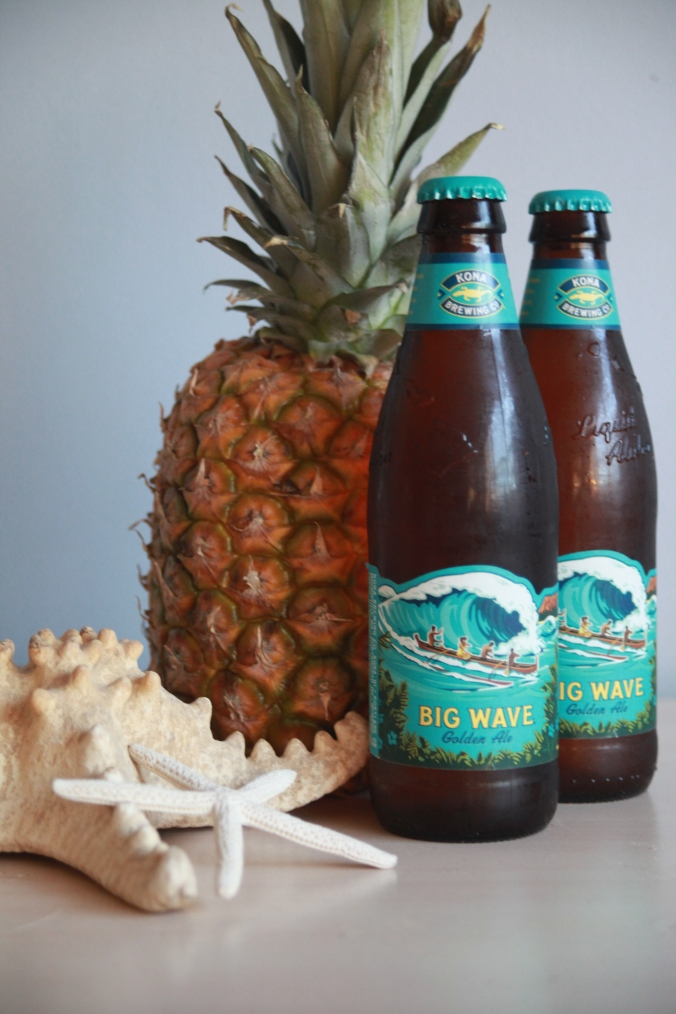 Bog wave by Kona Brewing Company