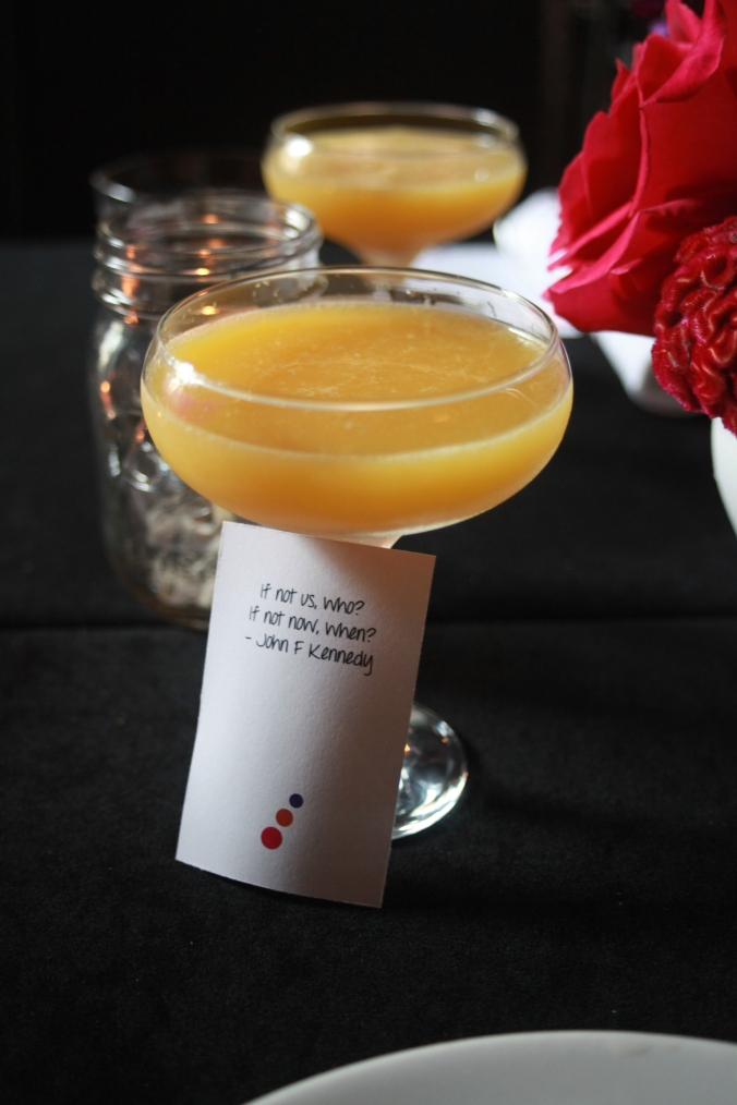 inspirational mimosa