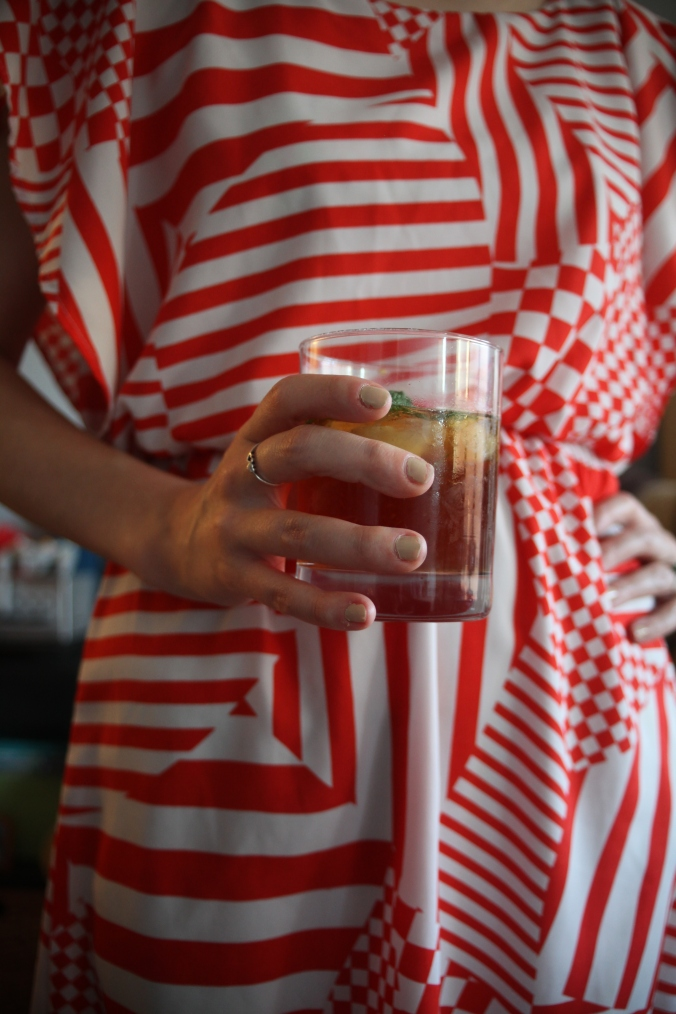 Pimm's Cup, British Dinner Party | Stile.Foto.Cibo