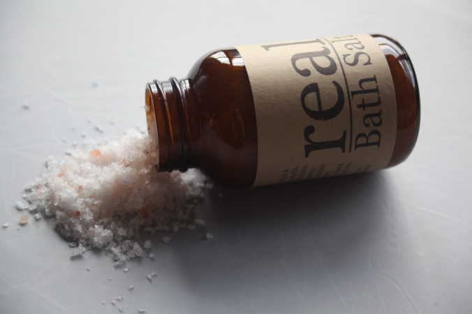 Real. Bath Salts by Real. Soaps | Stile.Foto.Cibo