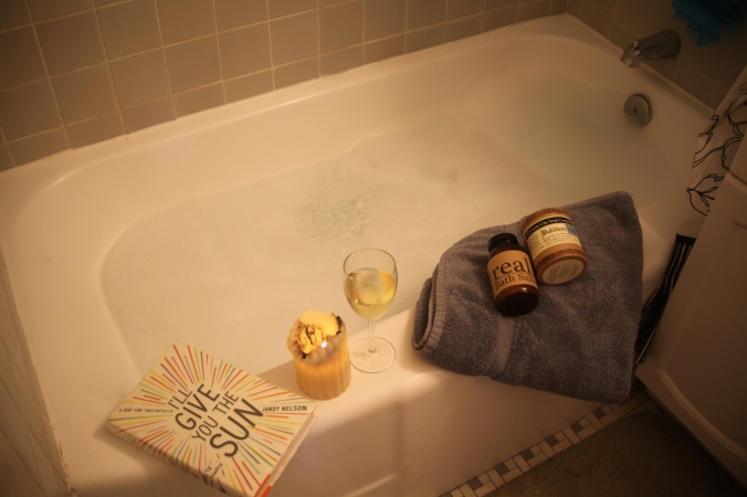 The recipe for a perfect bubble bath | Stile.Foto.Cibo