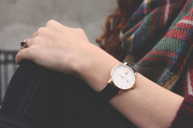 Fall Back with AIBI Watch | Stile.Foto.Cibo