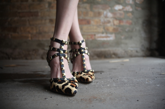 BCBGeneration Studded Shoes | Stile.Foto.Cibo