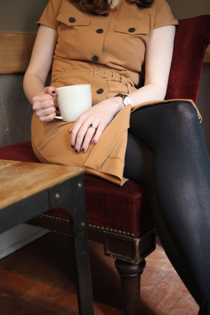 Anne Klein Dress | Stile.Foto.Cibo