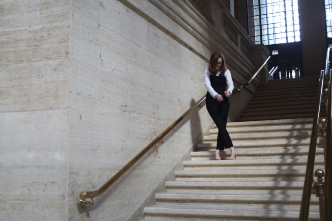 Charlotte Russe jumpsuit | Stile.Foto.Cibo