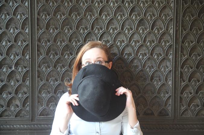DSW hat | Stile.Foto.Cibo