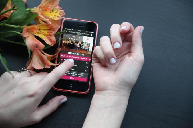 PrettyQuick Beauty App | Stile.Foto.Cibo