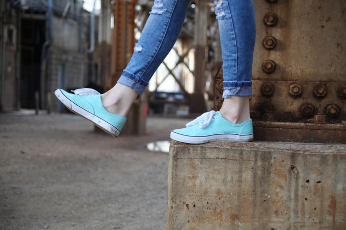 Target Sneakers | Stile.Foto.Cibo