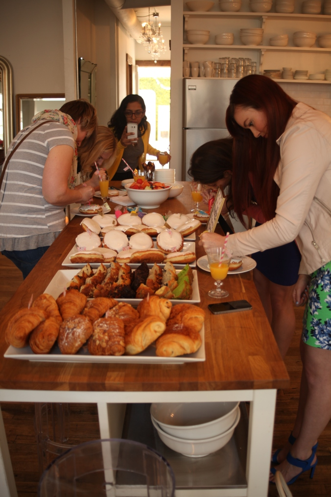 Brunch at DL Loft with Windy City Blogging Collective | Stile.Foto.Cibo