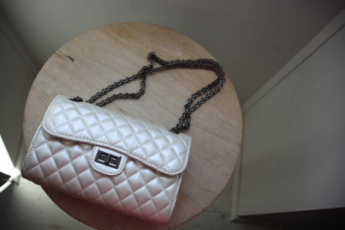 YesStyle.com Quilted Bag | Stile.Foto.Cibo