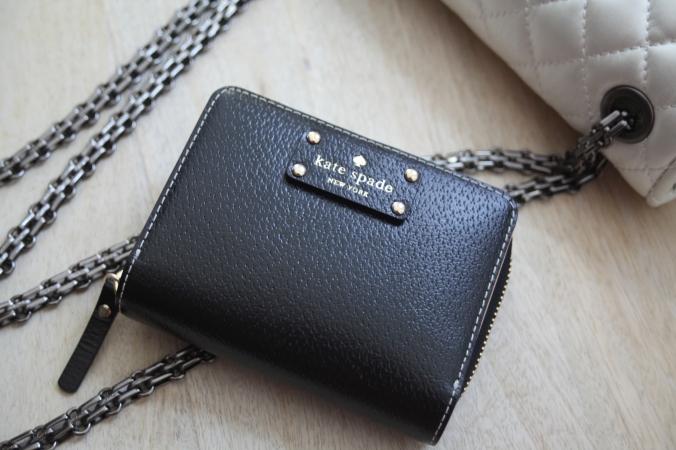 Kate Spade Wallet | Stile.Foto.Cibo