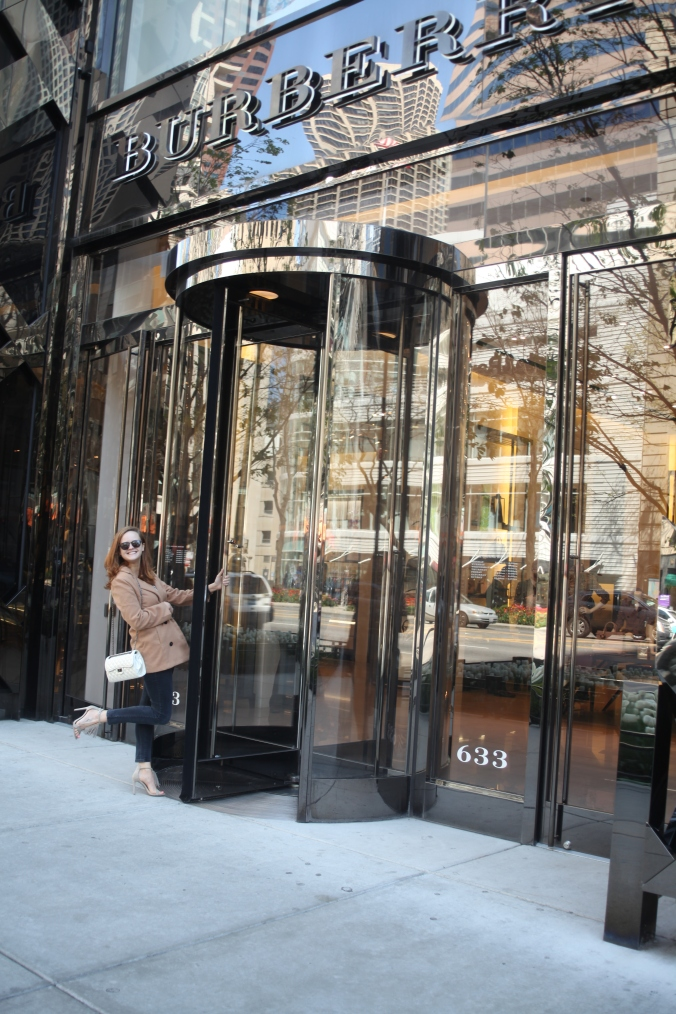 Burberry Flagship Store, Chicago | Stile.Foto.Cibo