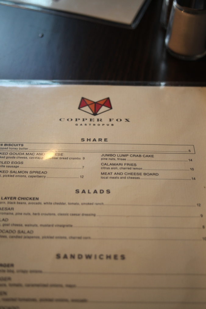 Copper Fox, River North. A New Chicago Gastropub | Stile.Foto.Cibo