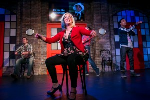 The Second City Presents #DateMe an OK Cupid Experiment © Todd Rosenberg Photography 2016