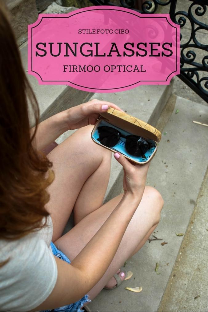 Sunglasses by Firmoo Optical | Stile.Foto.Cibo