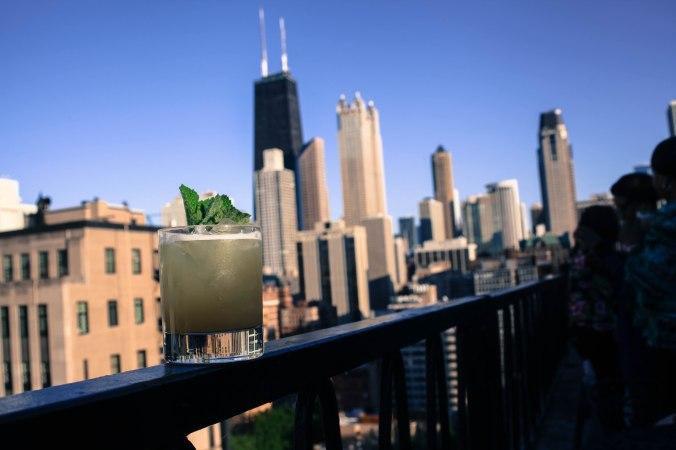 Summer Cocktail Party, Public Hotel, Chicago | Stile.Foto.Cibo