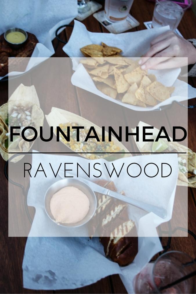 Fountainhead, Ravenswood | Stile.Foto.Cibo