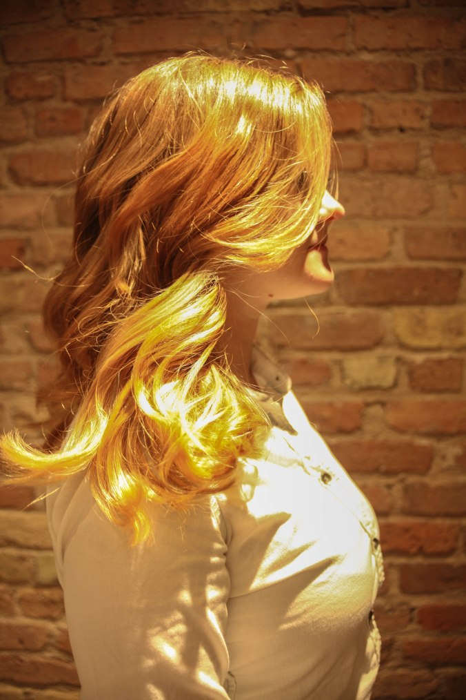 Curls and Color with Hair Loft West Loop | Stile.Foto.Cibo