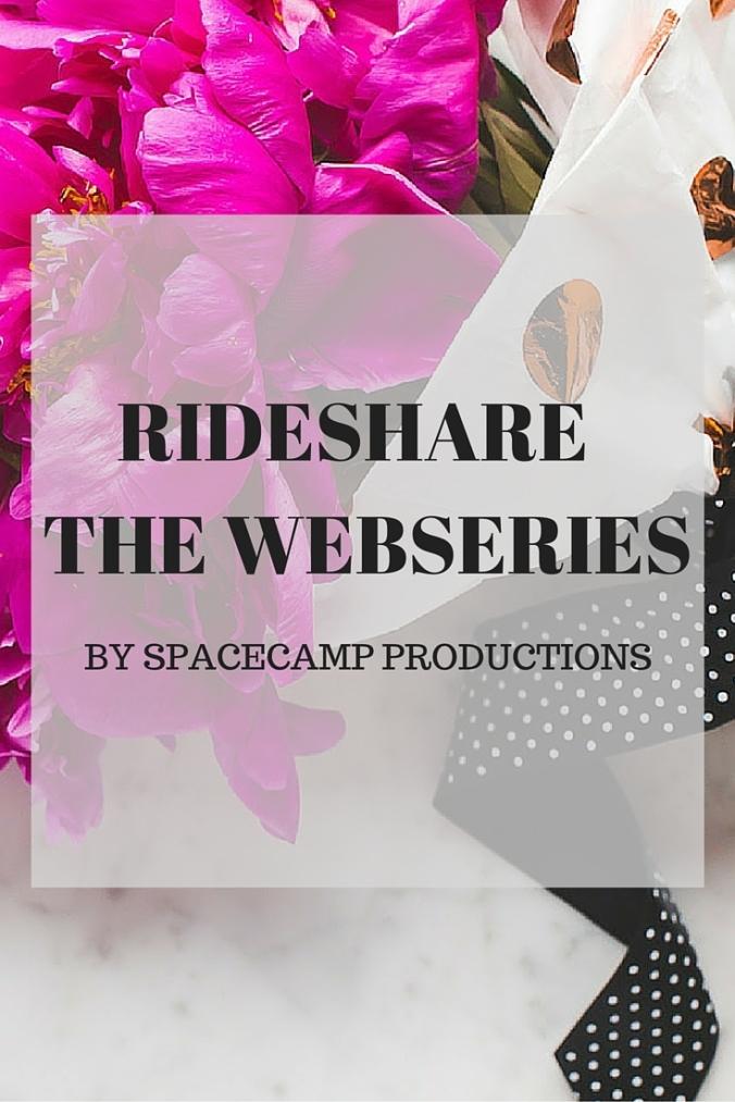 Rideshare Web Series | Stile.Foto.Cibo